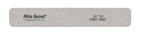 Z01-J-100-100- SPEEDY ZEBRA JUMBO NAIL FILE #100