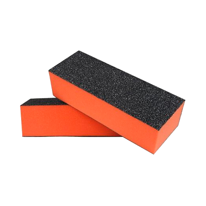 SB-OR- SANDING BLOCK BUFFER ORANGE