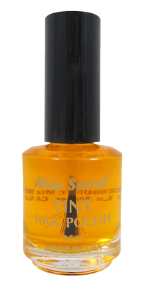 TN-02 - TINT NAIL POLISH YELLOW