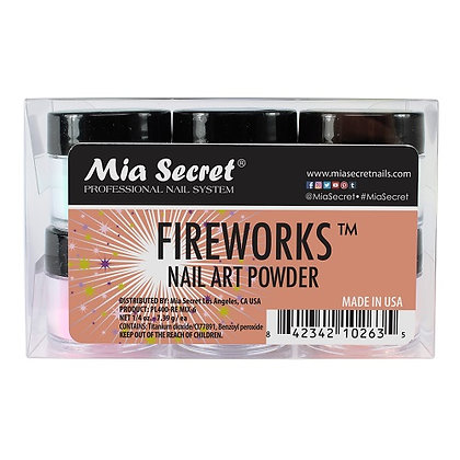 FIREWORKS COLLECTION (6PCS)