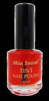 TN-04 - TINT NAIL POLISH RED