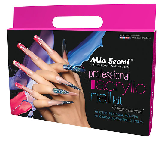 PROFESSIONAL ACRYLIC KIT