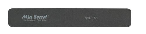 B02-J-180-180- BLACK JUMBO NAIL FILE #180