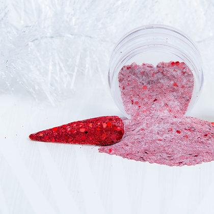 Acrylic Powder | X-Mas Red