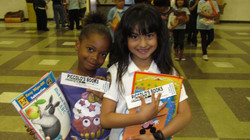Giving Away Free Books to Children