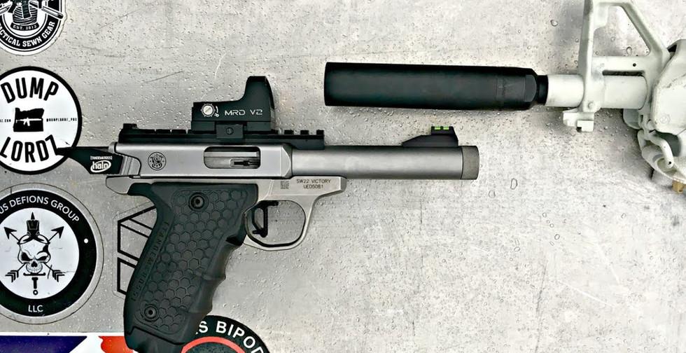 1st Look: Lynx Suppressor