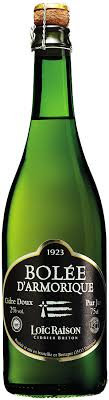 Loïc Raison - Cidre Doux 6x75cl