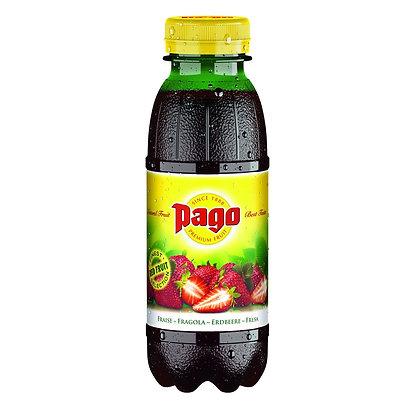 Pago - Fraise - 12 x 33 cl