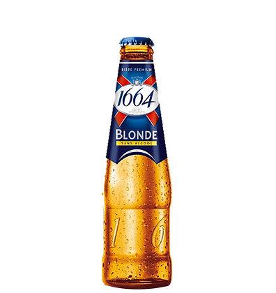 1664 Sans alcool - 24 x 33 cl