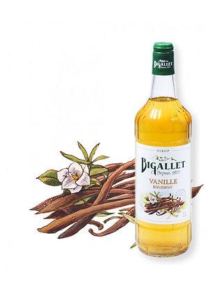 Bigallet - Sirop Vanille - 1L