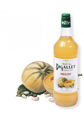 Bigallet - Sirop Melon - 1L