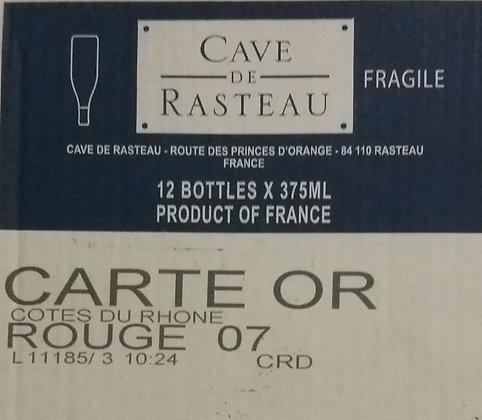 Cave de Rasteau - Rasteau Carte d'Or - Rouge