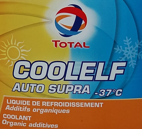 Coolelf Auto Supra -37° | 208L