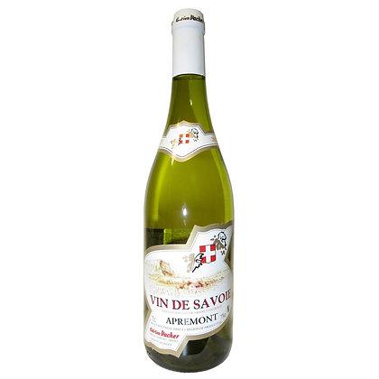 Adrien Vacher - Savoie Apremont - Blanc