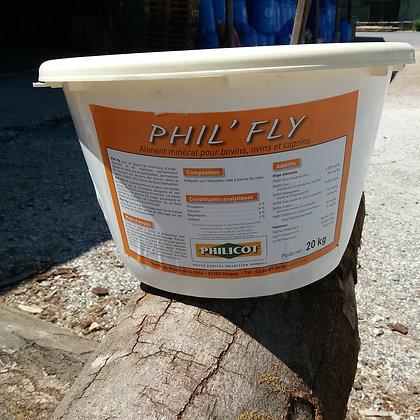 Phil Fly - Seau 20 Kg