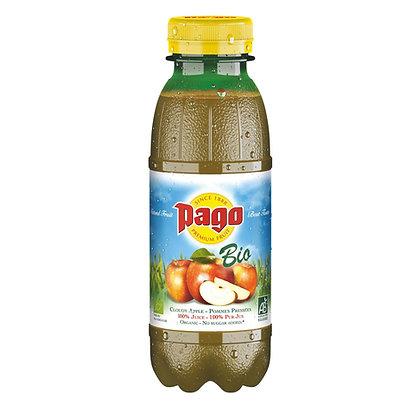 Pago - Pomme Bio - 12 x 33 cl