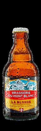Blonde du Mont Blanc - 12 x 33 cl