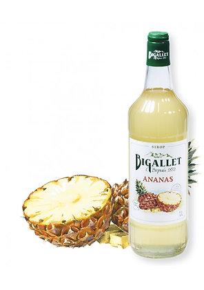 Bigallet - Sirop Ananas - 1L