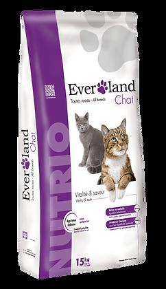 Everland - Nutrio Chat - 4Kg