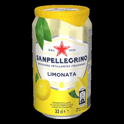 San Pellegrino - Citron - 24 x 33 cl