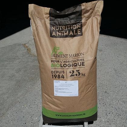 Mélange Céréales Bio - 25 Kg