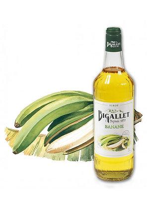 Bigallet - Sirop Banane Verte - 1L