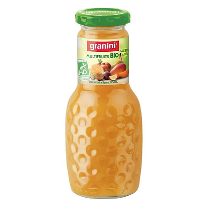 Granini - Bio Multifruits - 12 x 25 cl