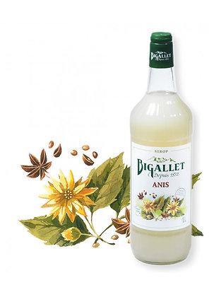 Bigallet - Sirop Anis - 1L
