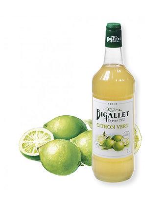 Bigallet - Sirop Citron Vert - 1L