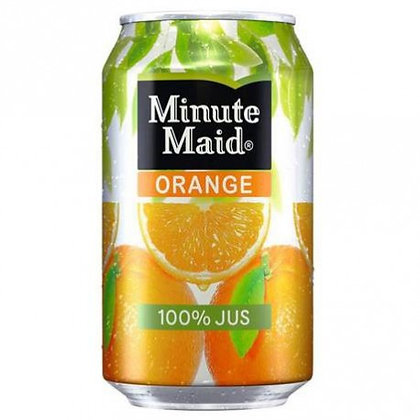 Minute Maid - Orange - 24 x 33 cl