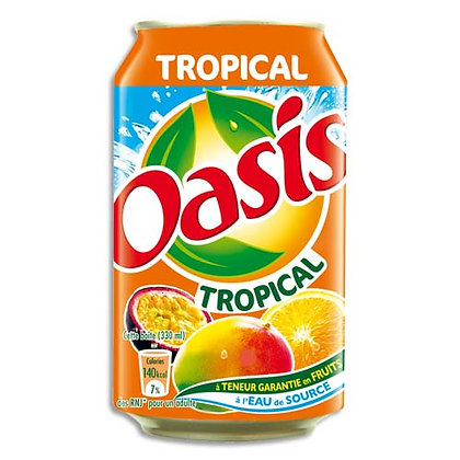 Oasis - Tropical - 24 x 33 cl