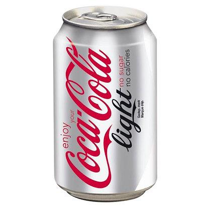 Coca Cola Light - 24 x 33 cl