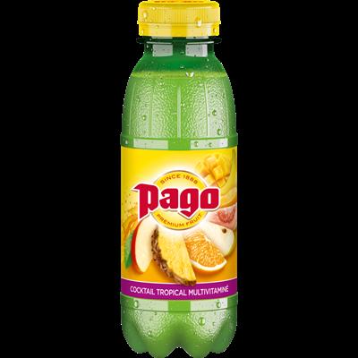 Pago - Cocktail ou Tropical - 12 x 33 cl