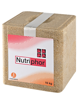 Nutriphor - Bloc 15 Kg