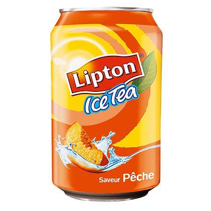 Lipton - IceTea Pêche - 24 x 33 cl