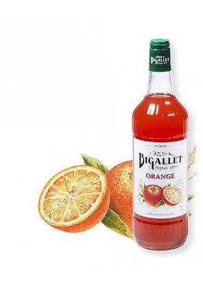 Bigallet - Sirop Orange - 1L