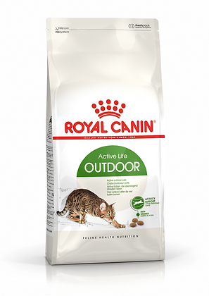 Royal Canin - Outdoor - Chat 4Kg