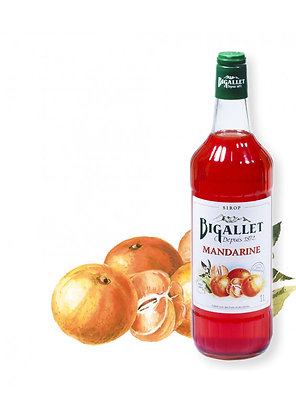 Bigallet - Sirop Mandarine - 1L