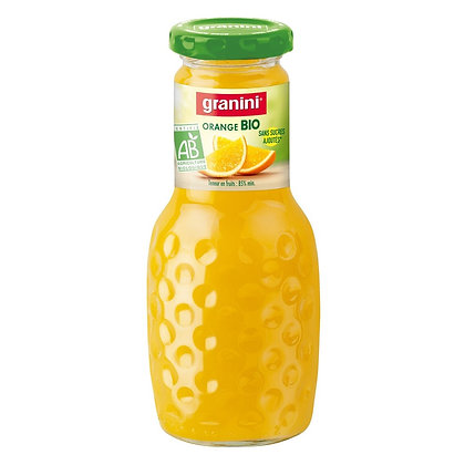 Granini - Bio Orange - 12 x 25 cl