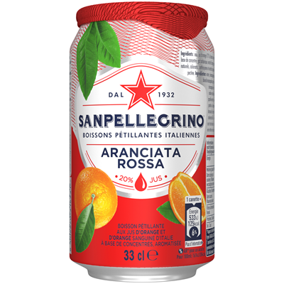 San Pellegrino - Orange Sanguine - 24 x 33 cl