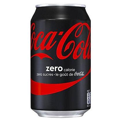 Coca Cola Zéro - 24 x 33 cl