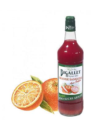"""Bigallet - Orange Sanguine """"Les Pulpés"""" - Sans sucre ajouté - 1L"""