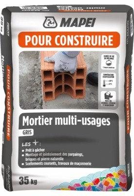 Mortier Multi-usages   sac de 35Kg