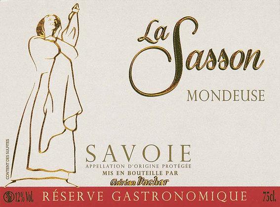 Adrien Vacher - La Sasson Mondeuse - Rouge