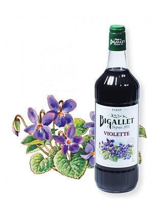 Bigallet - Sirop Violette - 1L