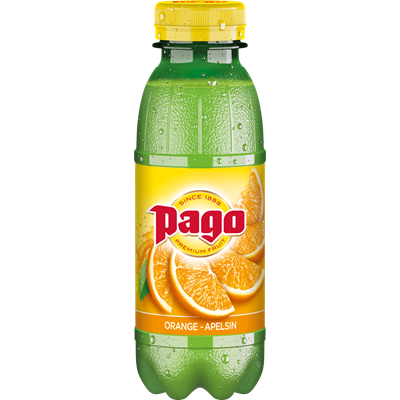 Pago - Orange - 12 x 33 cl