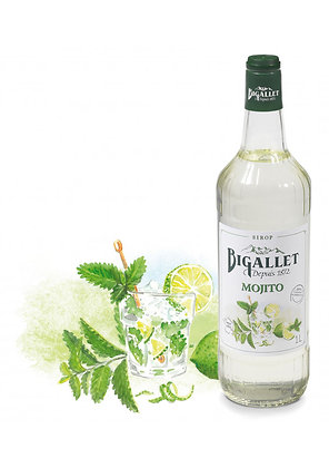 Bigallet - Sirop Mojito - 1L