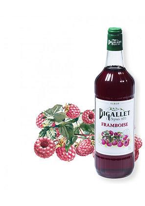 Bigallet - Sirop Framboise - 1L