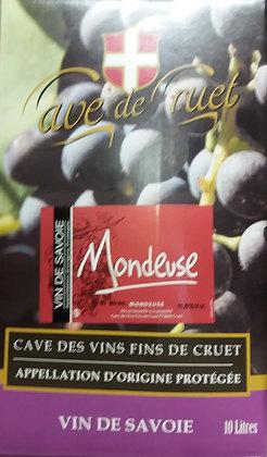 Cave du Cruet - Mondeuse - 10L