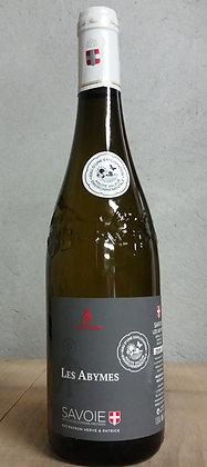 Adrien Vacher - Abymes Vin de Savoie - Blanc